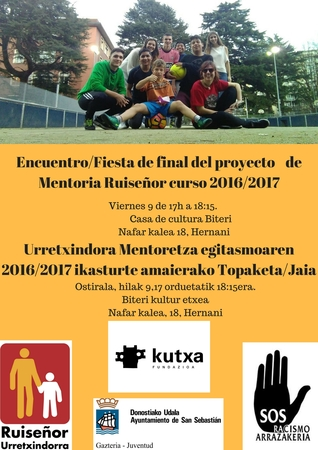 Cartel Hernani Final 2016 2017