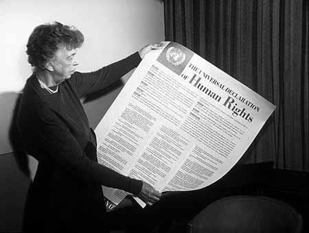 Ante la celebración del 64º aniversario de la Declaración Universal de los Derechos Humanos